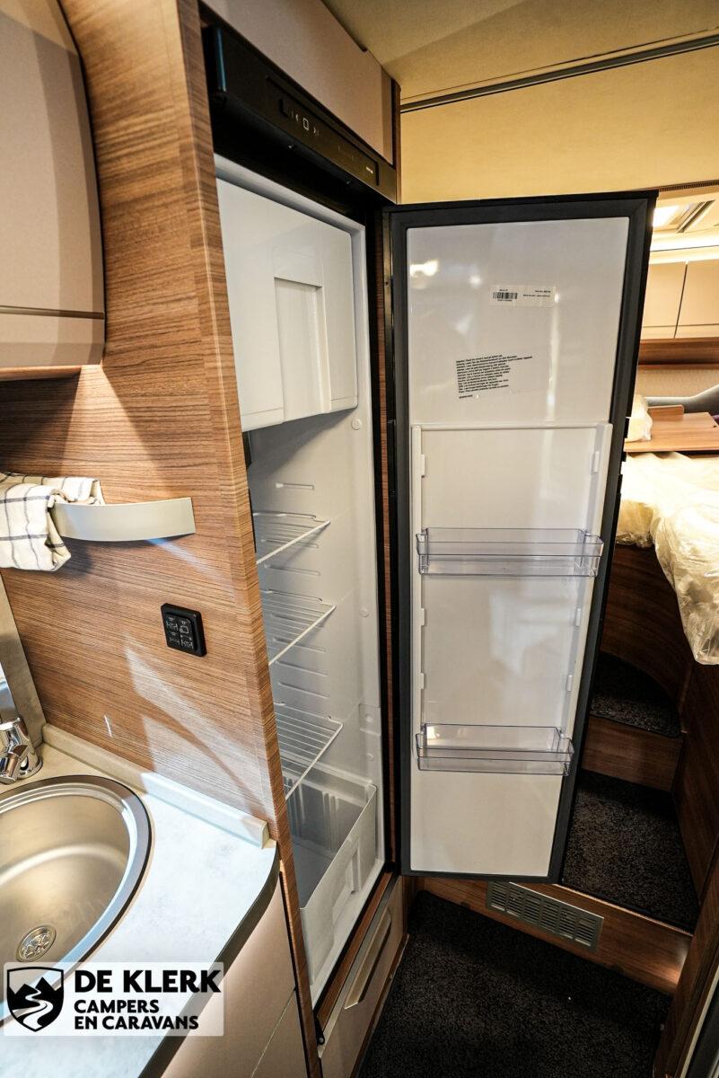 Knaus Van Ti MAN Vansation 640 MEG koelkast