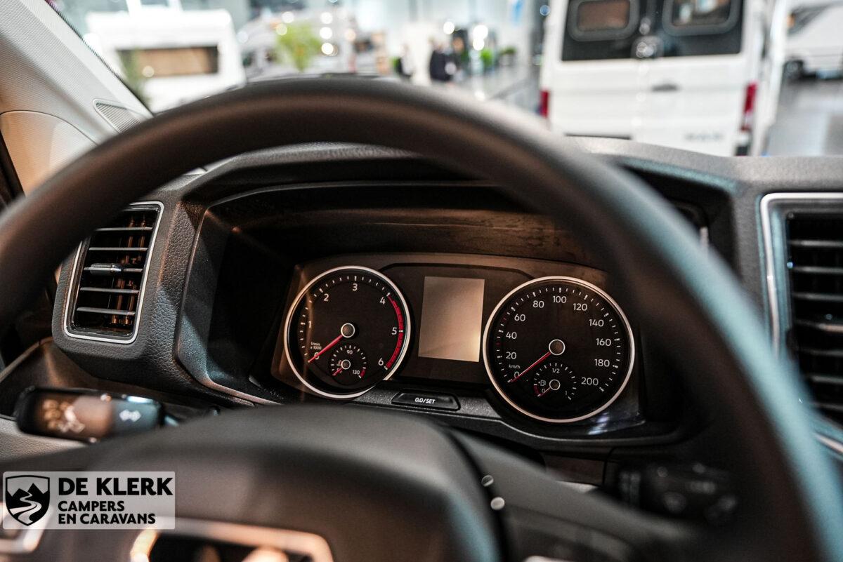 Knaus Van Ti MAN Vansation 640 MEG snelheid