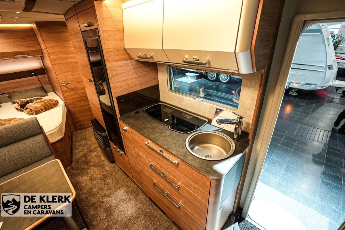 Tabbert Da Vinci 550 DM keuken