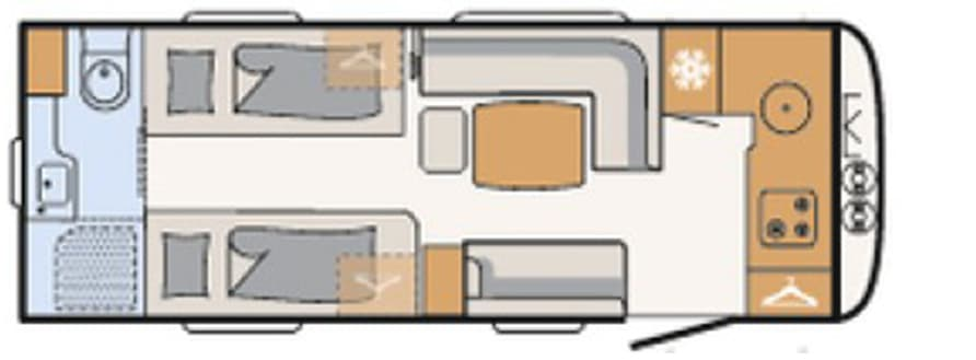 Beduin Scandinavia 550 BET