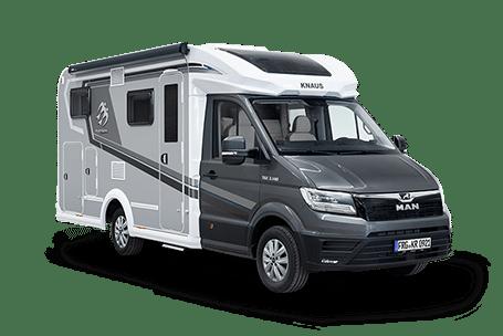 Knaus Van Ti Plus Platinum Selection indeling